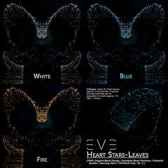 E.V.E Heart Stars-Leaves V:1x1 Flickr