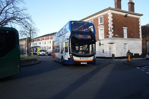 Stagecoach South 10894 YX67VCG