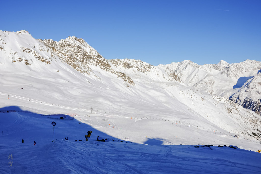 Giggijoch chair and ski area