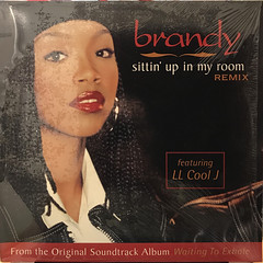 BRANDY:SITTIN' UP IN MY ROOM(REMIX)(JACKET A)