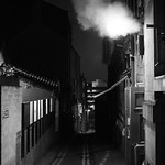 Preston Alley after Dark