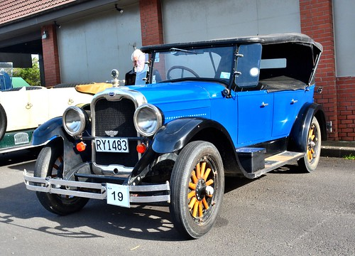 1926 Oakland Tourer Series C Six-54