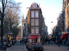 Amsterdam Alley way