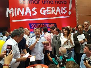 Fliação de Dinis Pinheiro em Minas Gerais