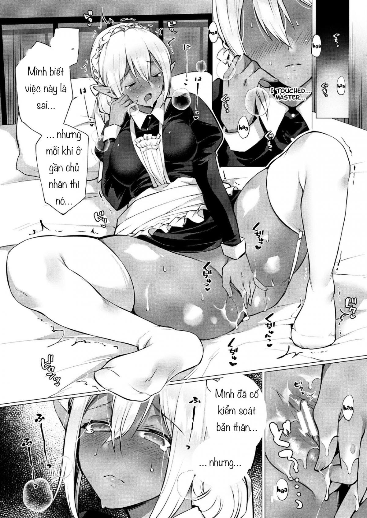 Hình ảnh  trong bài viết Chuyện tình địt nhau của cô bé Elf dâm đãng