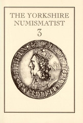The Yorkshire Numismatist 3 cover