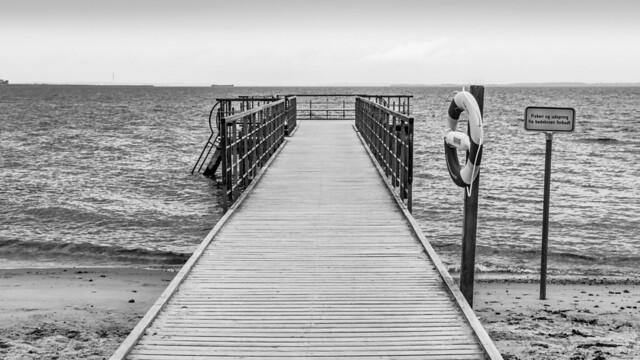 Denmark - Aarhus - Ballehage Beach