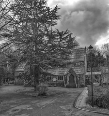 Christ Church, Roxeth