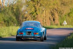 Tour Auto 2015 - Alpine A110 1600 S - 1970