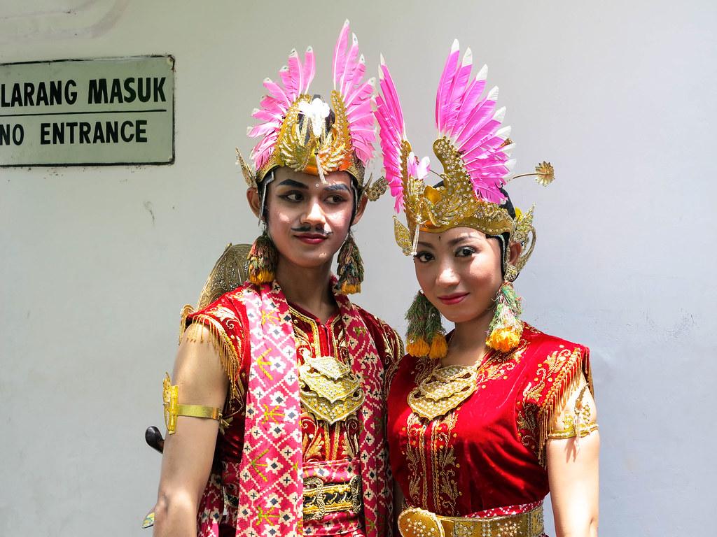 Kratón en Yogyakarta