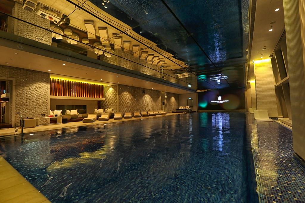 Ritz-Carlton Hong Kong Pool and Gym 35