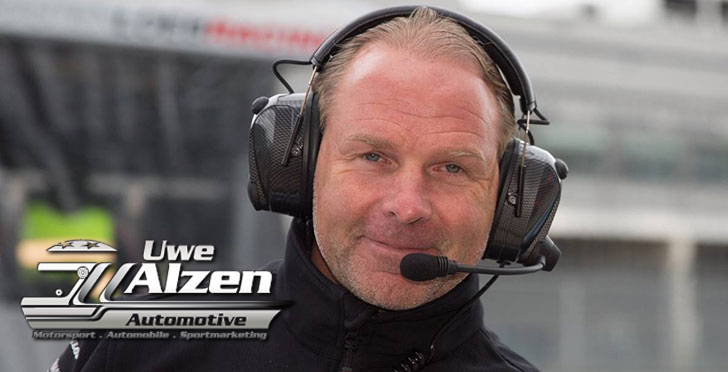 Uwe Alzen racing