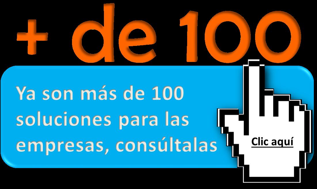mas de 100 soluciones empresariales con Safe Mode