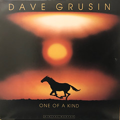 DAVE GRUSIN:ONE OF A KIND(JACKET A)