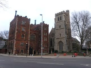 Lambeth Palace Study Day