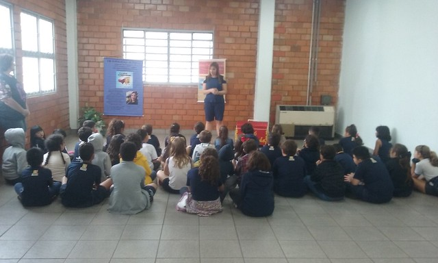 Semana da Biblioteca - Colégio Metodista de Ribeirão Preto - 2018