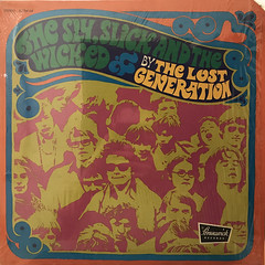 THE LOST GENERATION:THE SLY, SLICK AND THE WICKED(JACKET A)