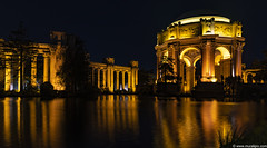Palace of Fine Arts @ Nite