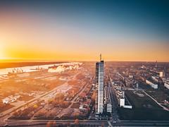 Sunset | Klaipėda, Lithuania #111/365