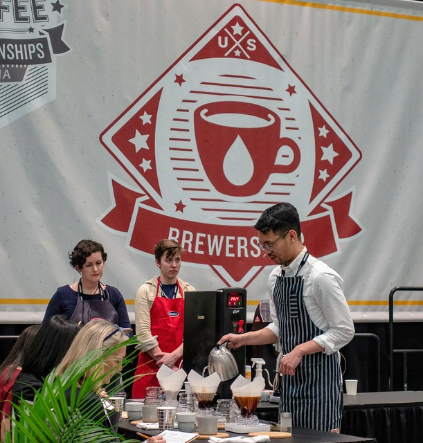 Andy Tan US Brewers Cup