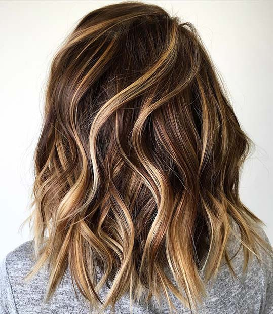 33 Beautiful Hair Color Ideas to Copy in 2018 - Fashion 2D