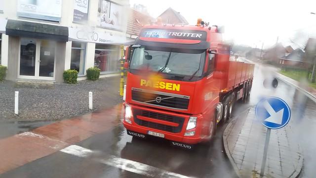 Volvo FH03 Globetrotter E5 460 - Paesen N.V. Heusden-Zolder, België