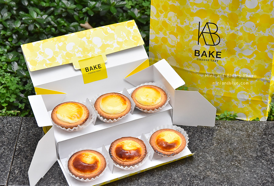 bake cheese tart 起司塔 台中 台北中山05