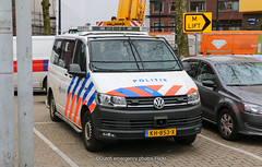 Dutch police Volkswagen Transporter 6