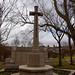 Warstone Lane Cemetery War Memorial