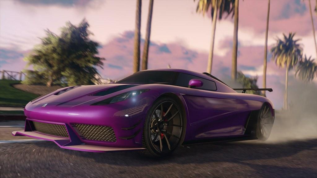 GTA Online: Southern San Andreas Super Sport Series