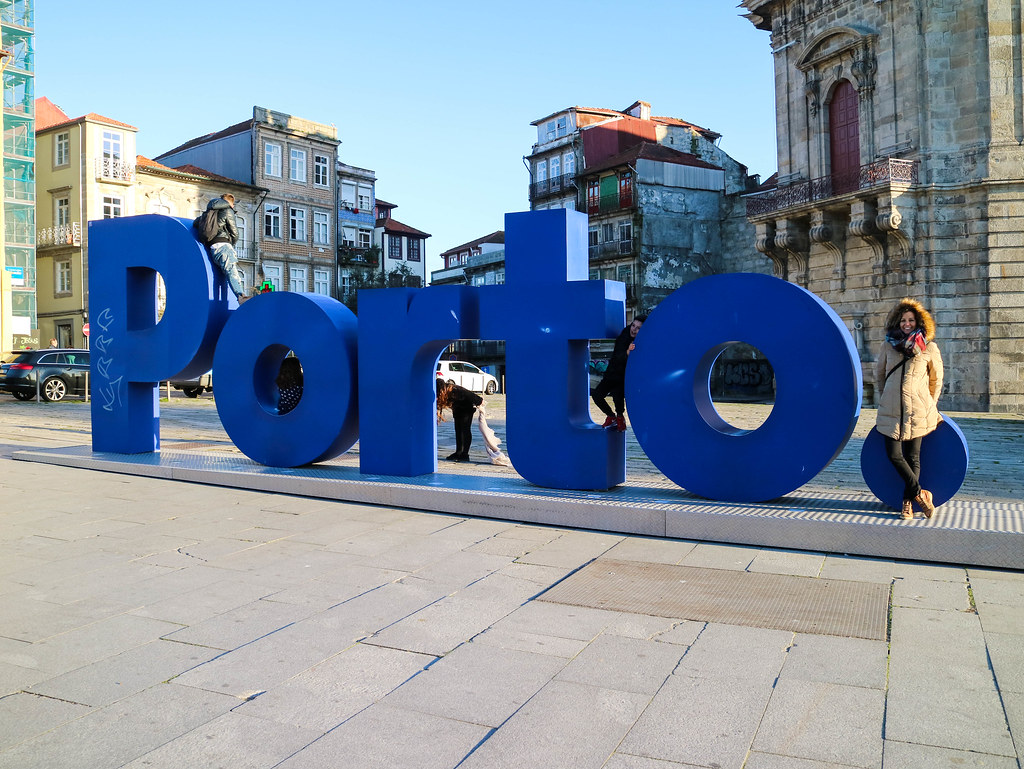 Letras de Porto, Oporto