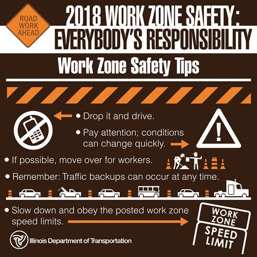 2018 National Work Zone Safety Facts