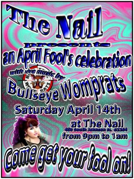 Bullseye Womprats 4-14-18