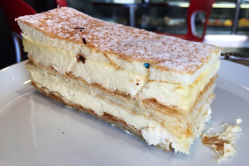Vanilla slice, Inter Desserts