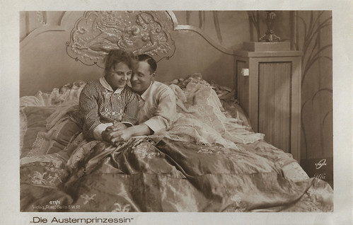 Ossi Oswalda in Die Austernprinzessin (1919)