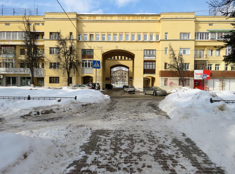 Жуковский. Часть 2: Старый город, или Авиационная столица России