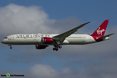 G-VDIA - 37975 - Lucy in the Sky - Virgin Atlantic Airways - Boeing 787-9 - Heathrow - 170402 - Steven Gray - IMG_0432