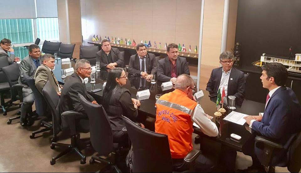 Governo federal vai liberar R$ 15 milhões para o cais de arrimo de Juruti, Juruti em BSB