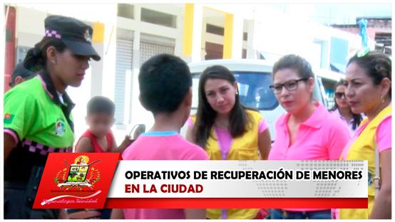 operativos-de-recuperacion-de-menores-en-la-ciudad