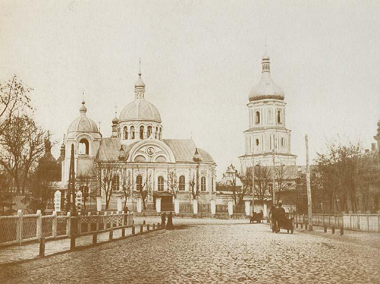 Георгиевский собор в Киеве