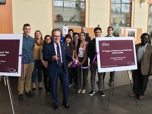 Undergraduate Research Festival 2018
