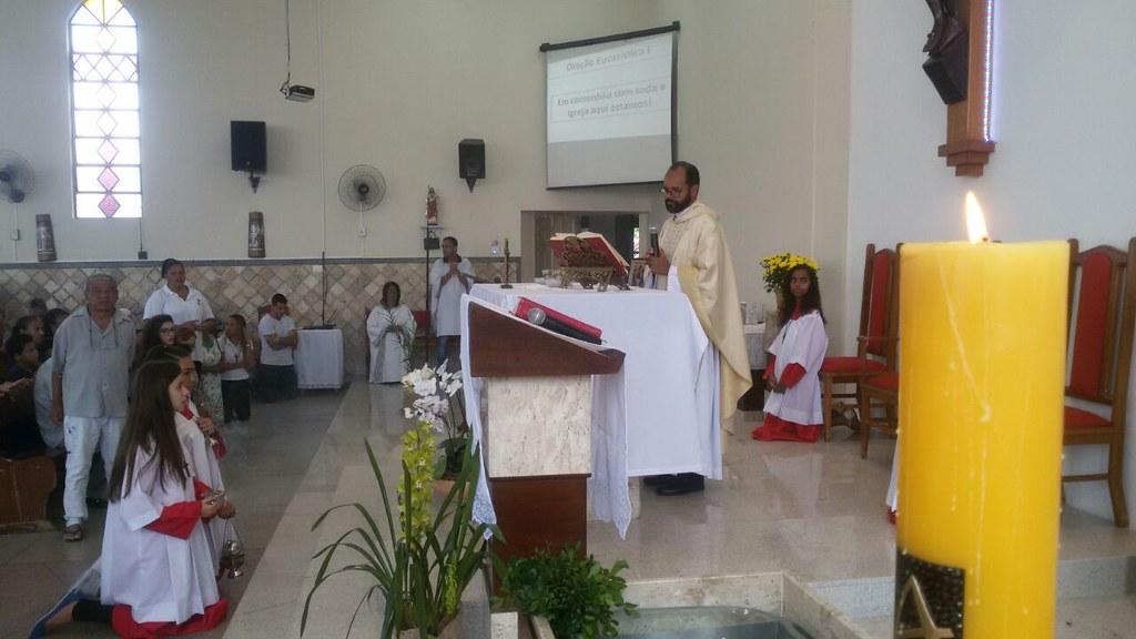 Páscoa de Jesus 2018