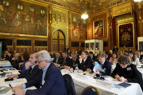 Meeting of the OECD Global Parliamentary Network in London