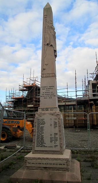 Stobhill War Memorial 1