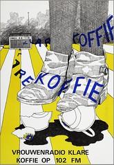 1982 Vrouwenradio Klare Koffie Nijmegen