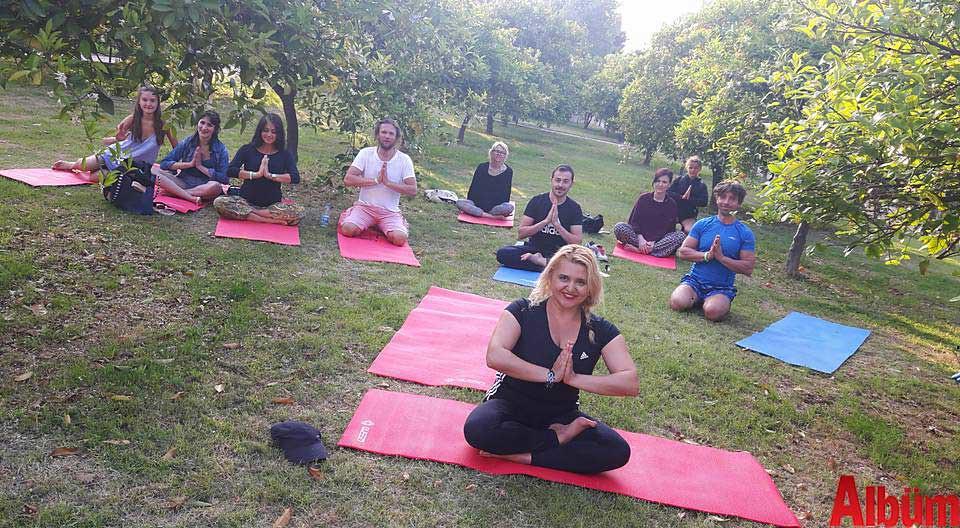 2. Alanya Uluslararası Yoga & Sağlık Festivali başlıyor-3
