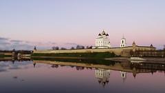 Псковский Кром (The Pskov Krom)