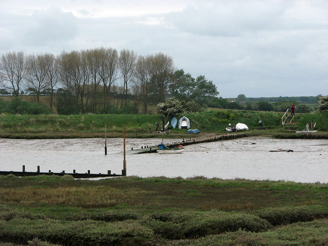 The Butley Ferry