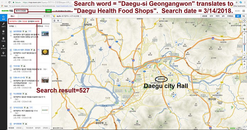 Daegu, South Korea's Dog Meat Industry