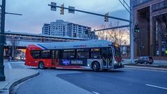 WMATA Metrobus 2016 New Flyer Xcelsior XDE40 #7373